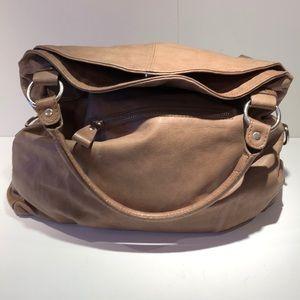 Cristian Leather Hobo Bag